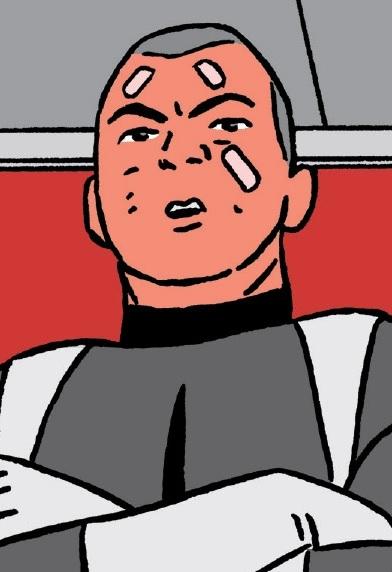 Agent Bradley (Earth-616)