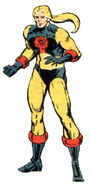 Albert Gaines (Earth-712) from Official Handbook of the Marvel Universe Vol 2 12 0001