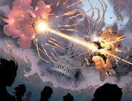 Anthony Stark (Earth-616) vs. Carol Danvers (Earth-616) from Civil War II Vol 1 8 001
