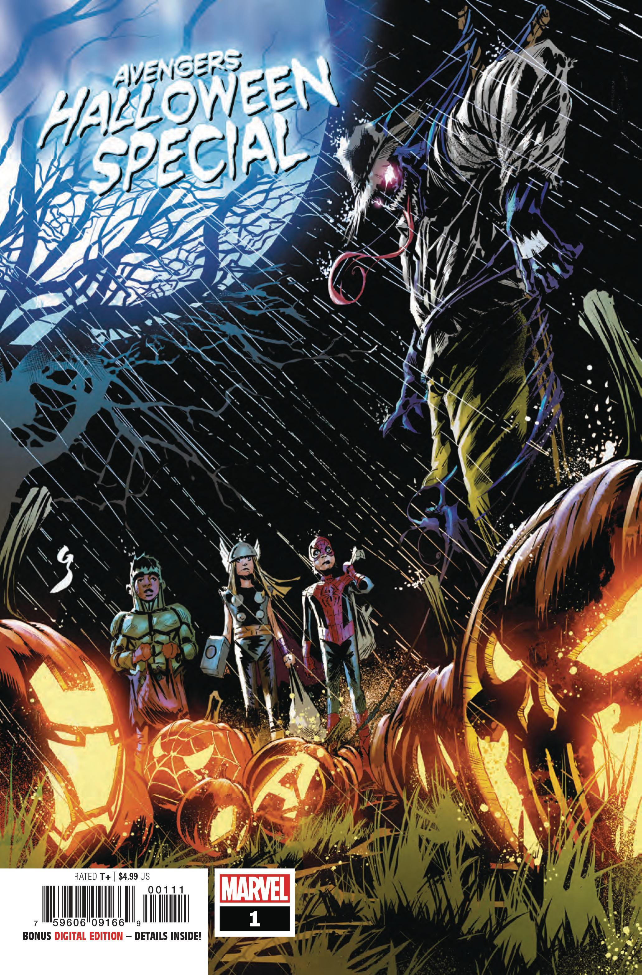Avengers Halloween Special Vol 1