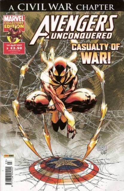 Avengers Unconquered Vol 1 3