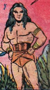 Azrael (Earth-616) from Venus Vol 1 14 0001.png
