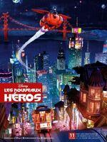 Big Hero (film) poster 005