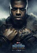 Black Panther (film) poster 014