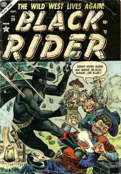 Black Rider Vol 1 24