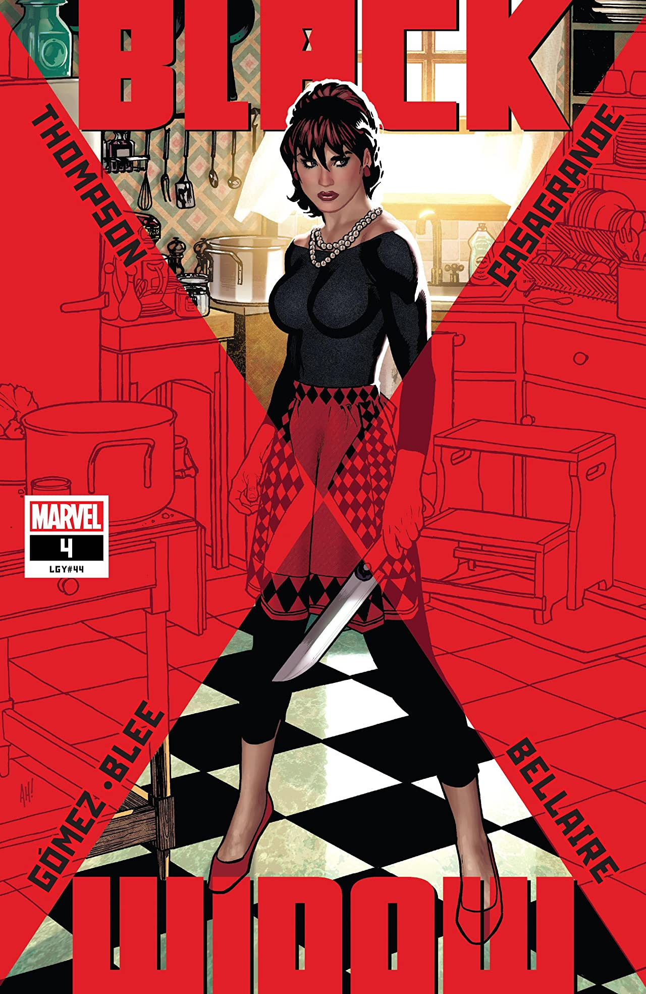Black Widow Vol 8 4