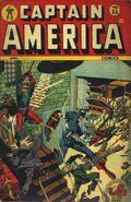 Captain America Comics Vol 1 55