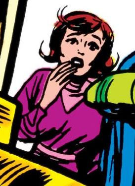Carla Strange (Earth-616)