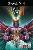 Civil War II X-Men Vol 1 4