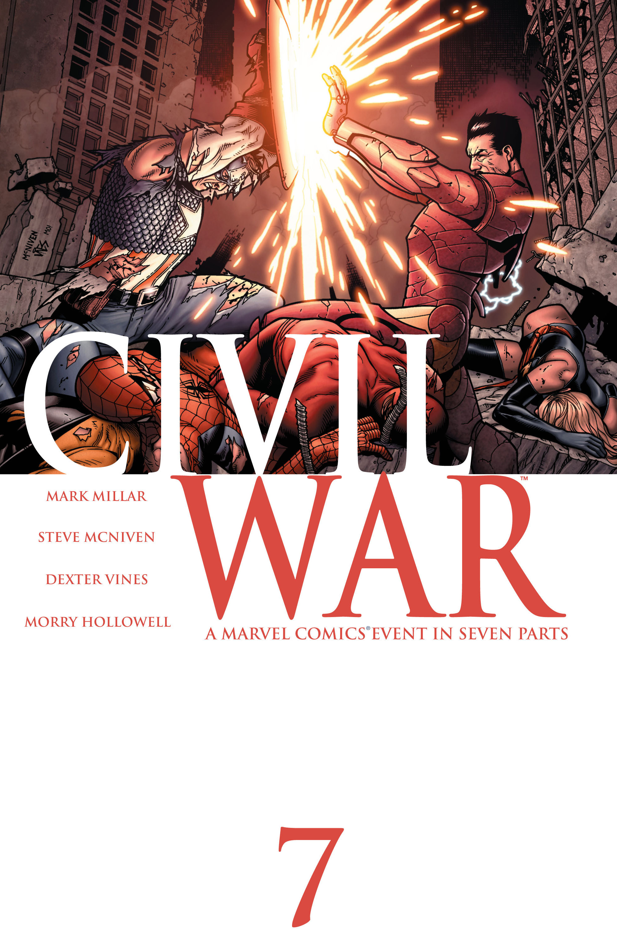 Civil War Vol 1 7