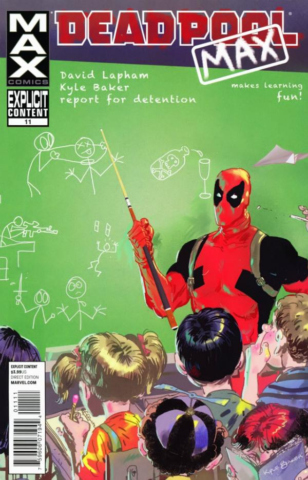 Deadpool Max Vol 1 11
