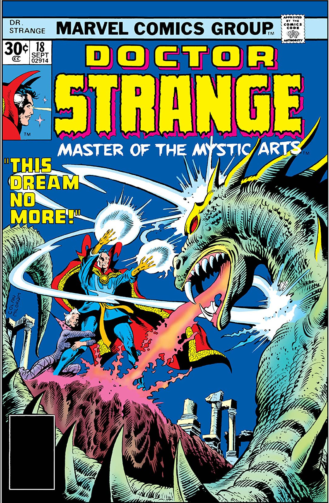 Doctor Strange Vol 2 18