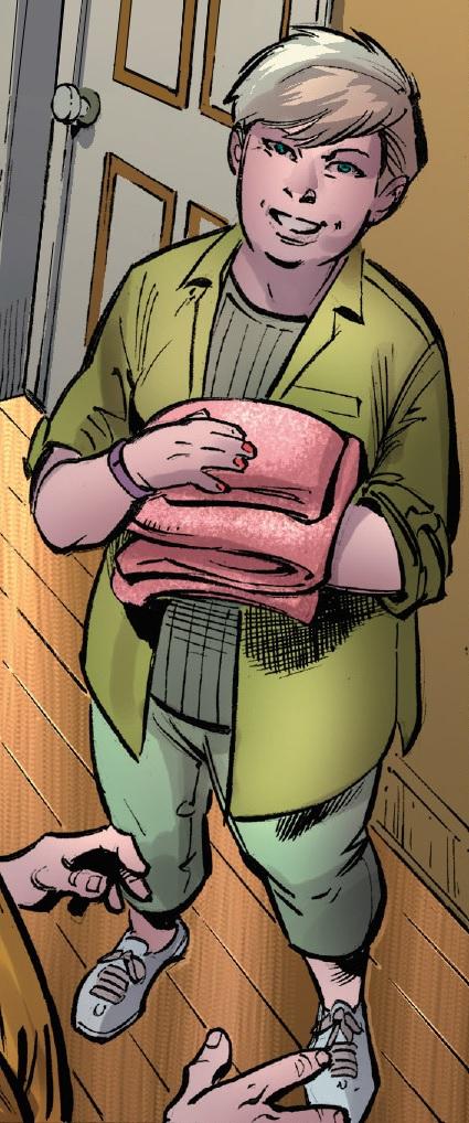 Dorothy Bixby (Earth-616)