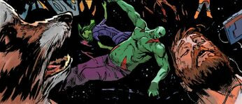 Guardians of the Galaxy (Earth-TRN666)