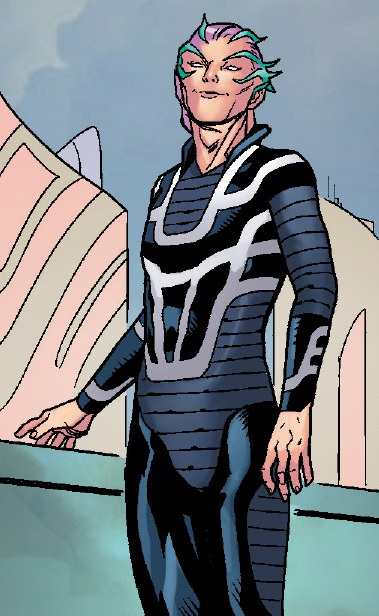 Hermes Diaktoros (Earth-616)