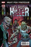 Hunt for Wolverine Claws of a Killer Vol 1 3