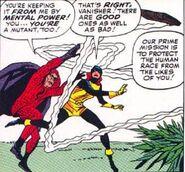 Jean Grey (Earth-616) from X-Men Vol 1 2 0003