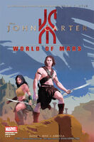 John Carter World of Mars Vol 1 1
