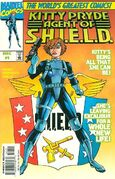 Kitty Pryde Agent of S.H.I.E.L.D. Vol 1 1