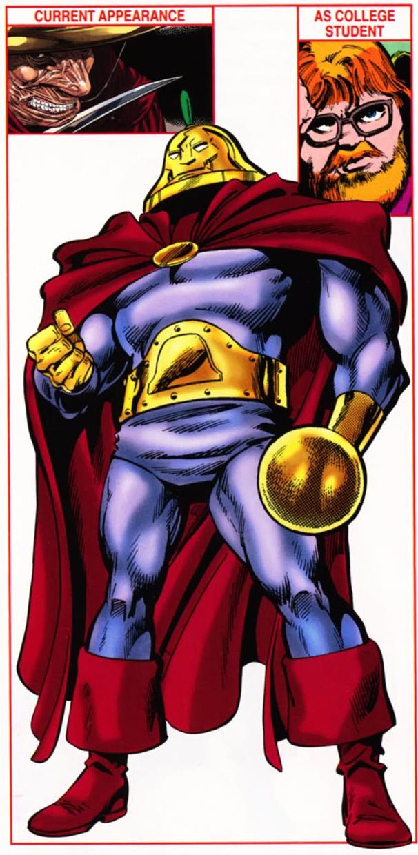 Lester Verde (Earth-616)