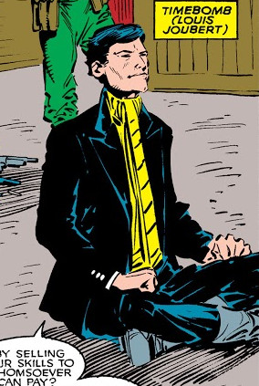 Louis Joubert (Earth-616)