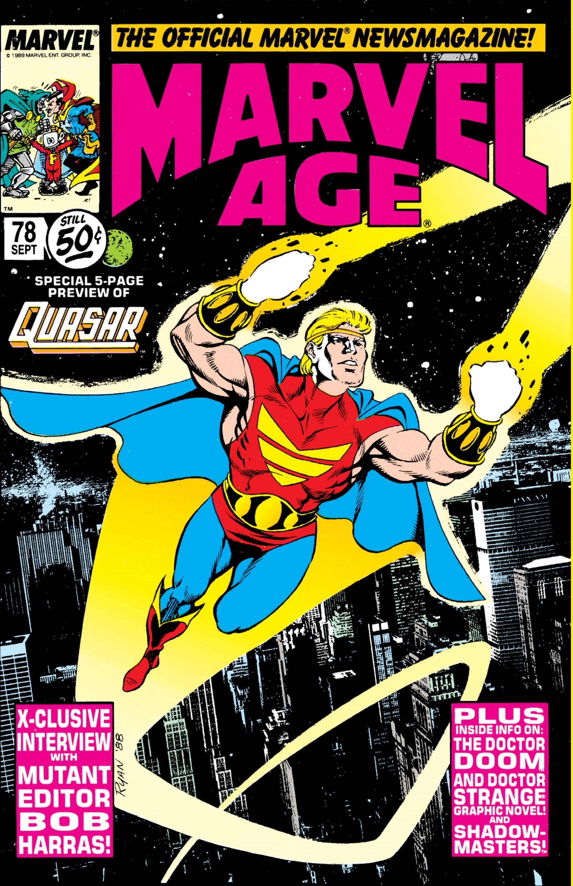 Marvel Age Vol 1 78