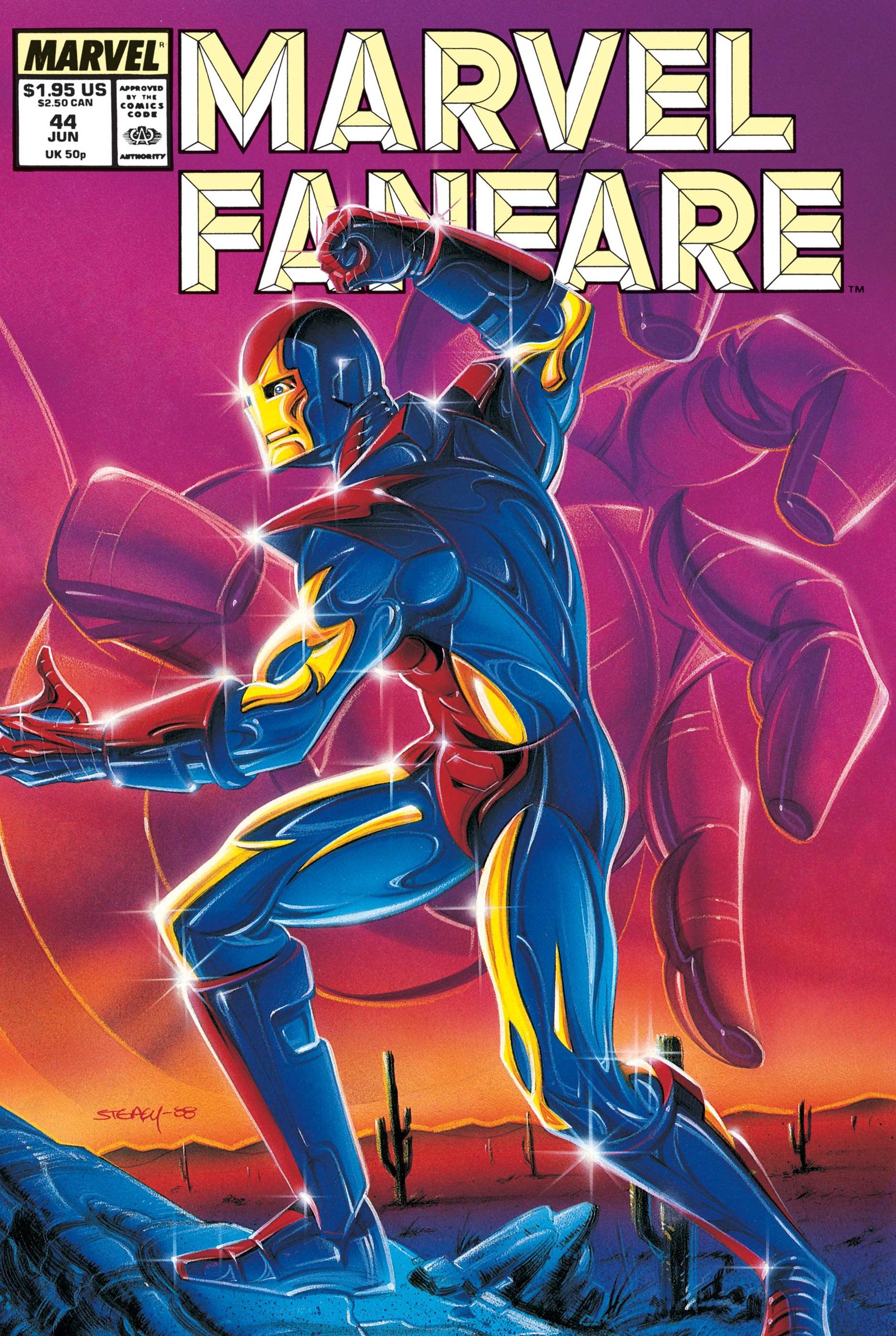 Marvel Fanfare Vol 1 44