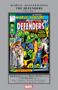 Marvel Masterworks Defenders Vol 1 1