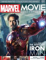 Marvel Movie Collection Vol 1 1