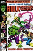 Marvel Team-Up Annual Vol 1 3