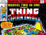 Marvel Two-In-One Vol 1 42
