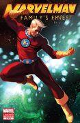 Marvelman Family's Finest Vol 1 2