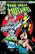 New Mutants Vol 1 5