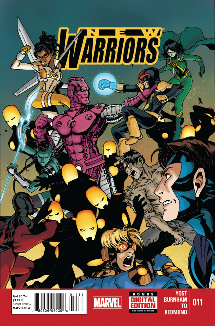 New Warriors Vol 5 11