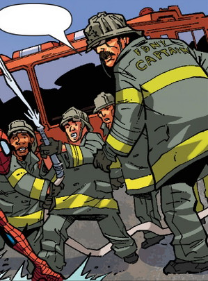 New York City Fire Department (Earth-20051)/Gallery