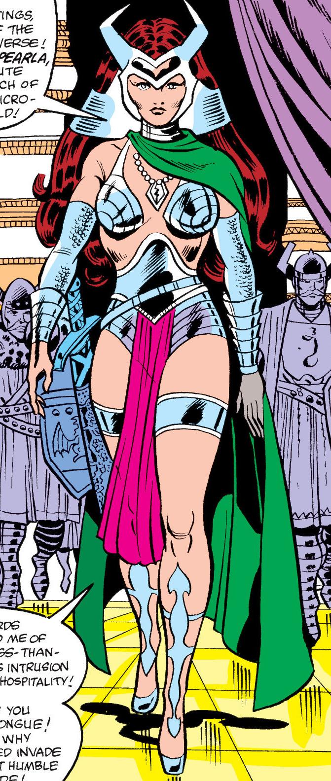 Pearla (Earth-616)