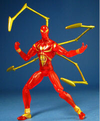 Peter Parker (Earth-616) from Marvel Universe (Toys) Series 2 Wave IX 0002.jpg