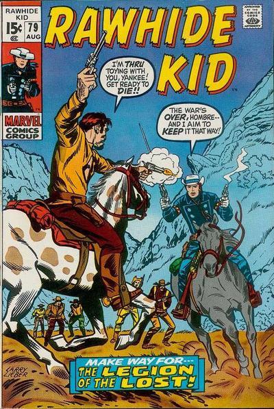 Rawhide Kid Vol 1 79