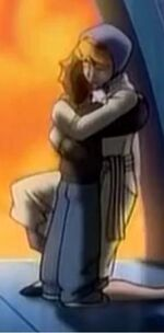 Samuel Paré (Earth-80920) and Mrs. Paré (Earth-80920) from Wolverine and the X-Men (animated series) Season 1 16 001.jpg