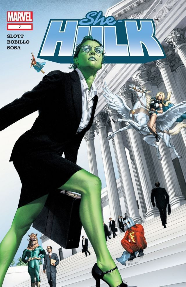 She-Hulk TPB Vol 1 2