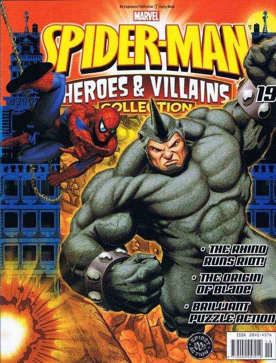 Spider-Man: Heroes & Villains Collection Vol 1 19