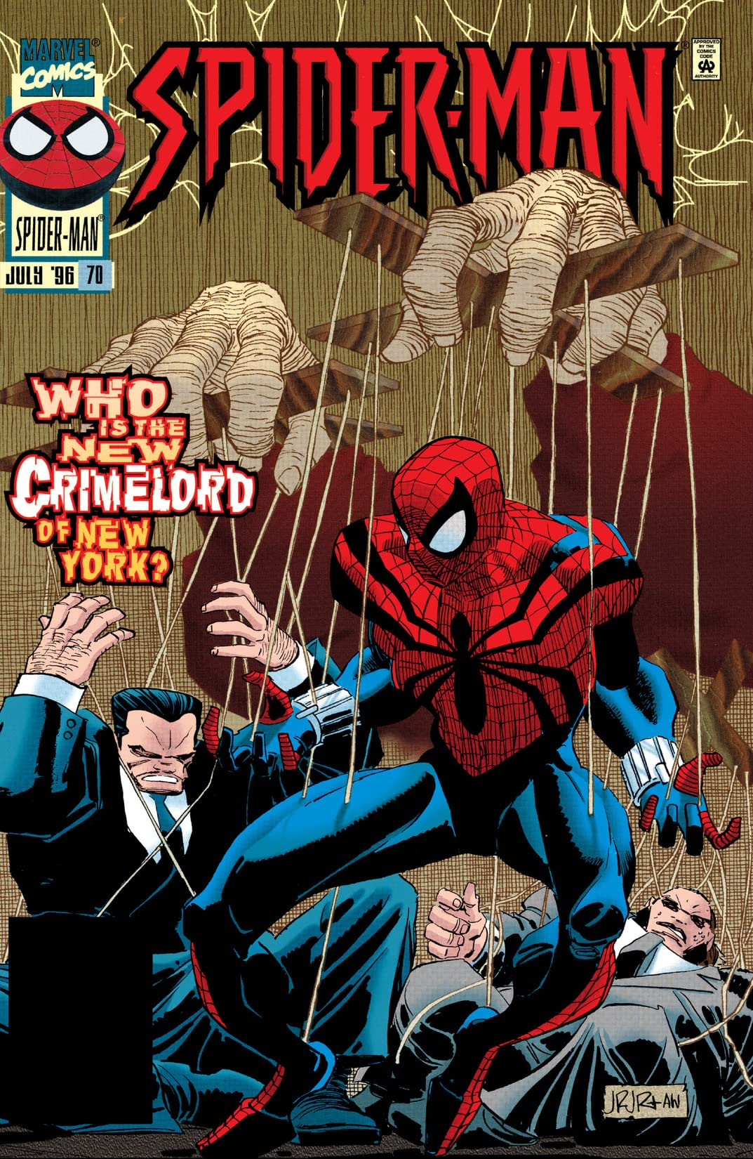 Spider-Man Vol 1 70