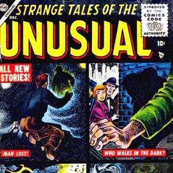 Strange Tales of the Unusual Vol 1