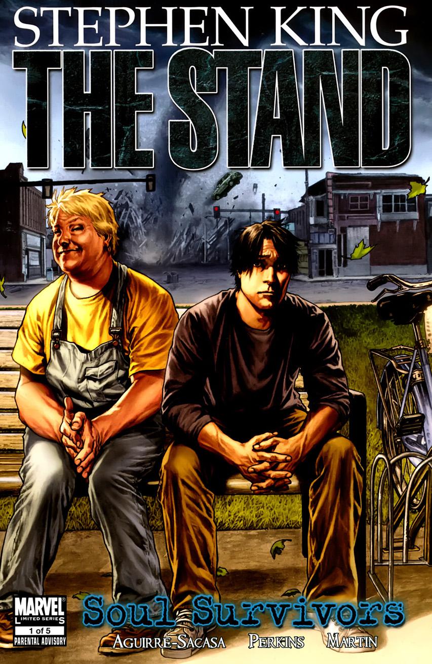 The Stand: Soul Survivors Vol 1 1