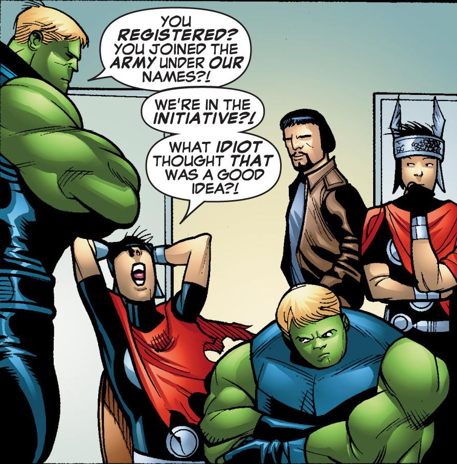 Theodore Altman (Earth-616), William Kaplan (Earth-616), Theodore Altman (Earth-721), and William Kaplan (Earth-721) from She-Hulk Vol 2 21 001.jpg