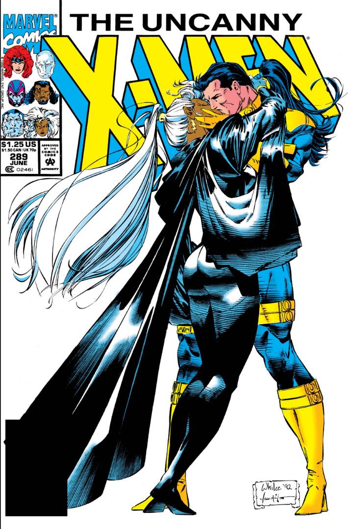 Uncanny X-Men Vol 1 289