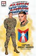 United States of Captain America Vol 1 5 Design Variant