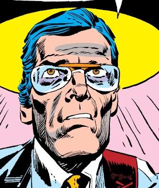 Chief Warner (Earth-616)