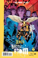 X-Men Battle of the Atom Vol 1 1