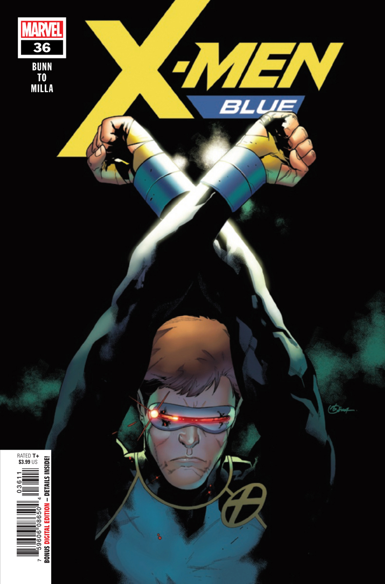 X-Men: Blue Vol 1 36